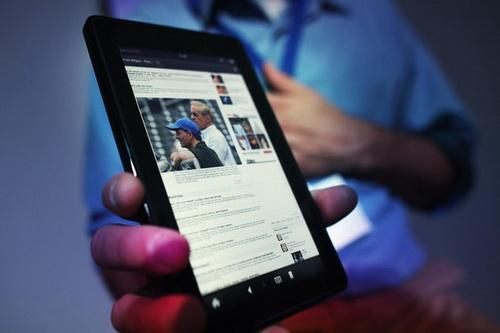 Продажи Android планшетов составили 10,5 млн за четвертый квартал