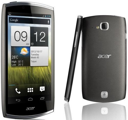 MWC 2012: Acer представила смартфон CloudMobile