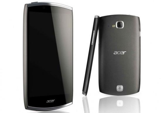 Acer CloudMobile будет представлен на MWC 2012