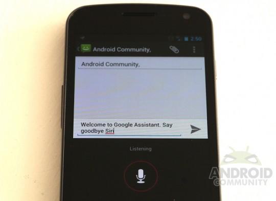 "Google ""Assistant"" будет представлен в конце года и будет лучше Siri от Apple"