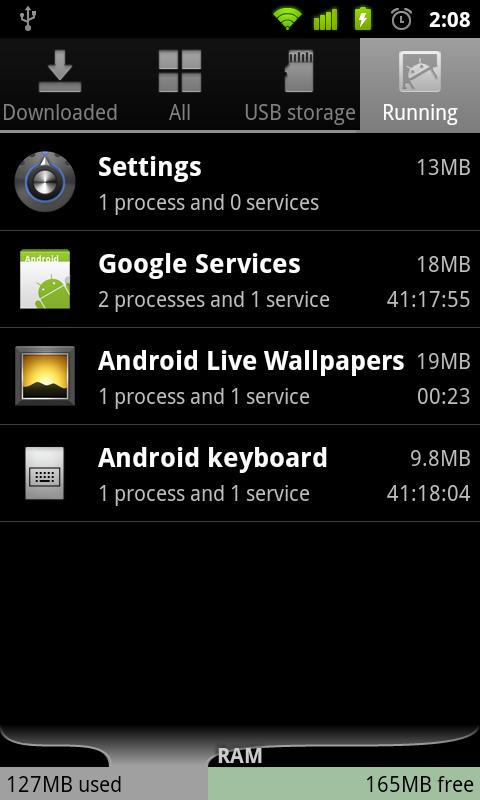 Приложения для андроида 2.3