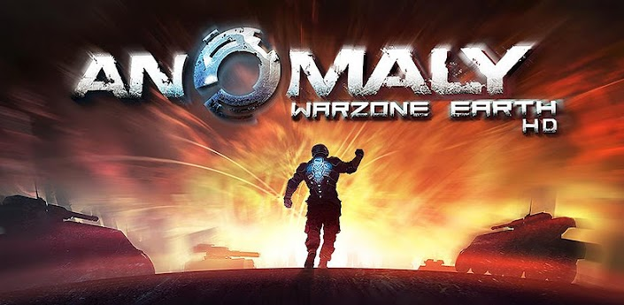 Игра Anomaly Warzone Earth HD