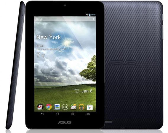 ASUS пердставила сверхдешевый планшет MeMO Pad