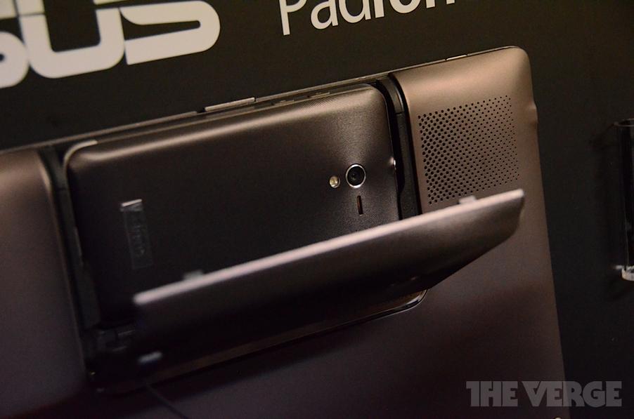 MWC 2012: обновленный Padfone от ASUS