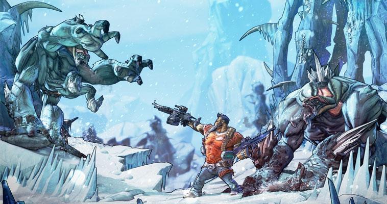 Игры Borderlands 2 и Demolition Inc. будут рассчитаны на процессоры Tegra 3