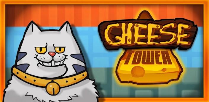 Игра Cheese Tower