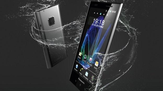MWC 2012: смартфон Eluga Power от Panasonic