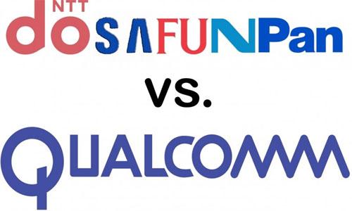 NTT DoCoMo, Samsung, Panasonic, Fujitsu и NEC объединяются для борьбы с Qualcomm