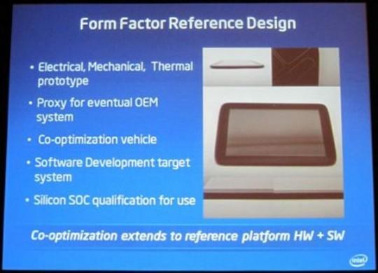 Первые тесты процессора Intel Medfield