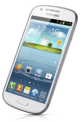 Samsung показала смартфон Galaxy Express