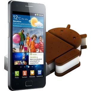 Samsung анонсирует обновление Android Ice Cream Sandwich для своих устройств