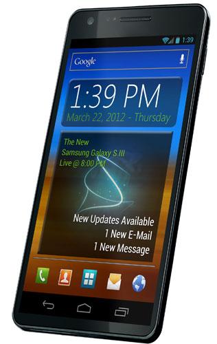 Новая информация о Galaxy S III