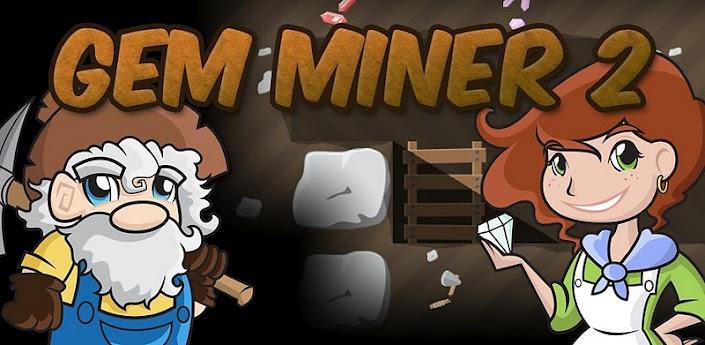 Игра Gem Miner 2 доступна в Android Market