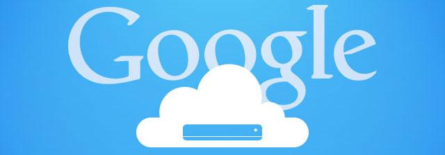 Google готовит сервис онлайн хранения данных