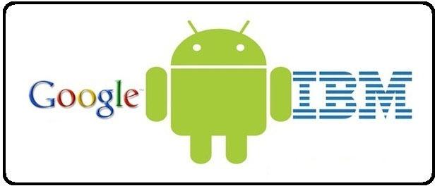 В арсенале Android стало на 217 патентов больше благодаря IBM