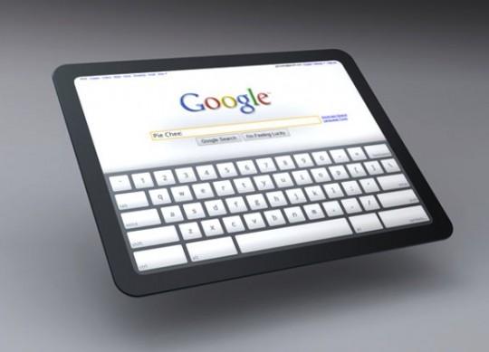Планшет от Google будет стоить менее 200 долларов?