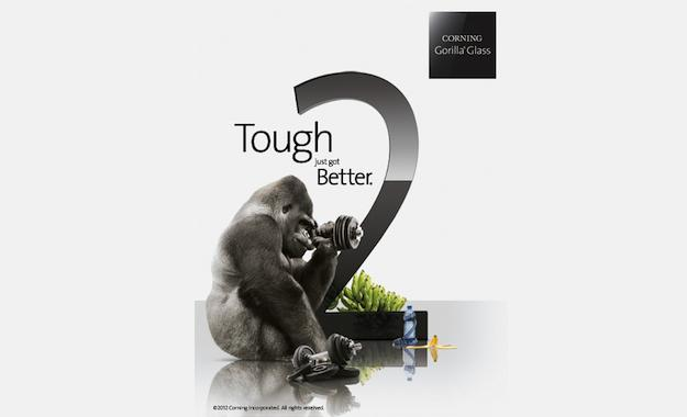 Gorilla Glass 2 будет представлен на днях на CES 2012