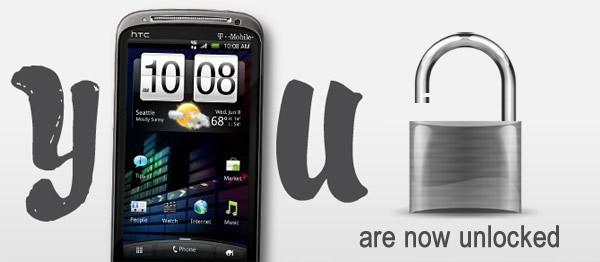 HTC Bootloaders Unlocked