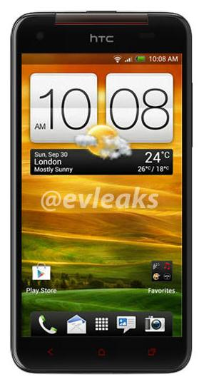 HTC выпустит международную версию смартфона Droid DNABatterfly