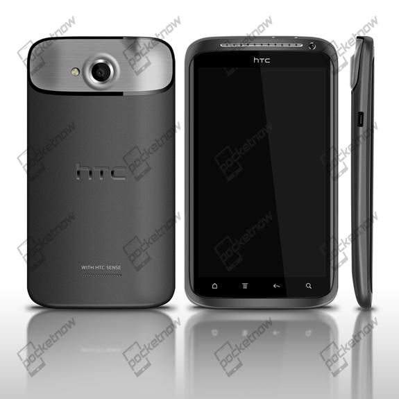 HTC Endeavor сменит имя на One X, а HTC Ville на One S?
