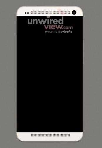 Еще одно изображение смартфона HTC M7 появилось в сети