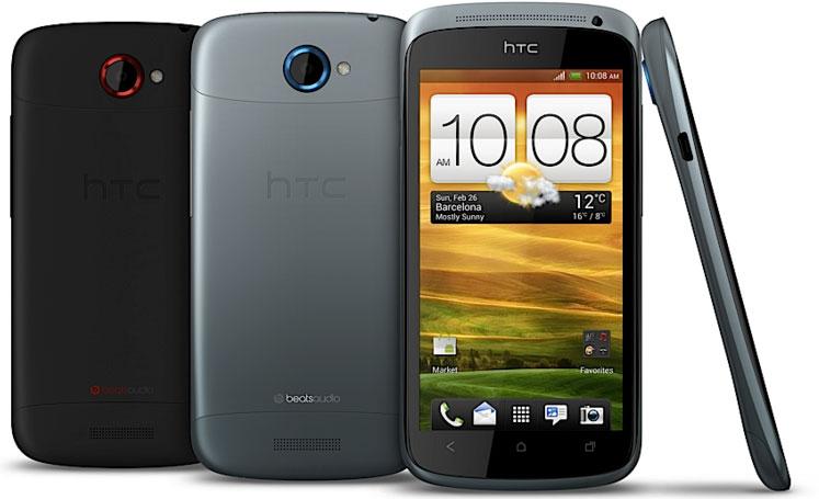 Утечка прошивки HTC One S