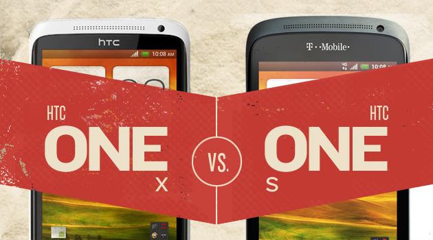 Тесты смартфонов HTC One X и HTC One S