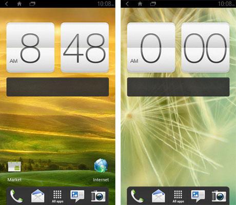 Утечка прошивки HTC Endeavor