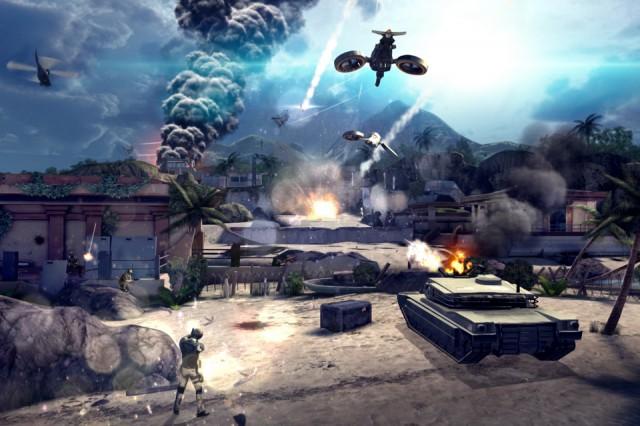Вышла игра Modern Combat 4: Zero Hour