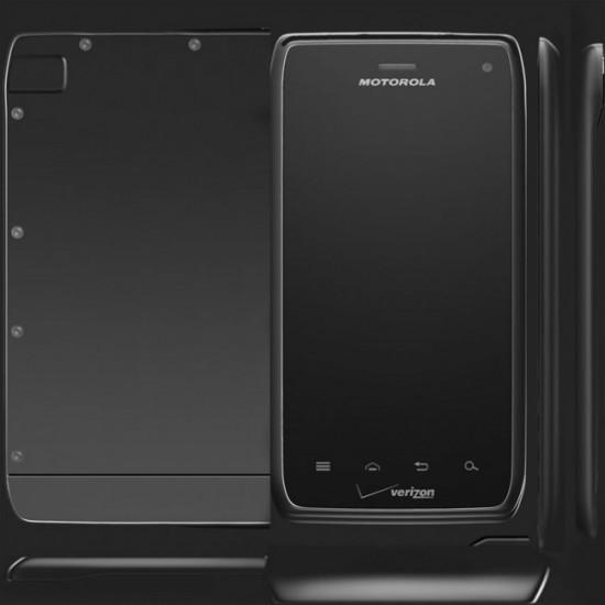 Новые снимки Motorola Droid 4