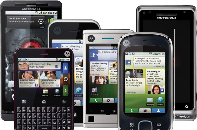 Motorola признали виновной в нарушении одного патента Microsoft