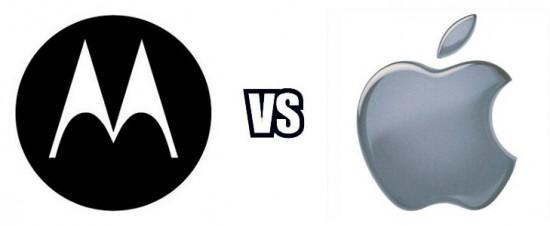 Motorola подала в суд на Apple