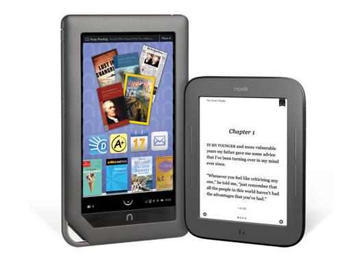 Barnes & Noble готовит новый планшет