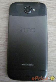 Новые фото HTC Ville