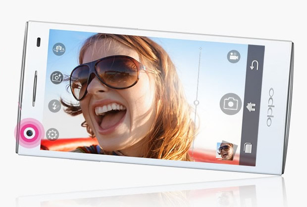 Oppo представила 4.5-дюймовый смартфон Ulike 2