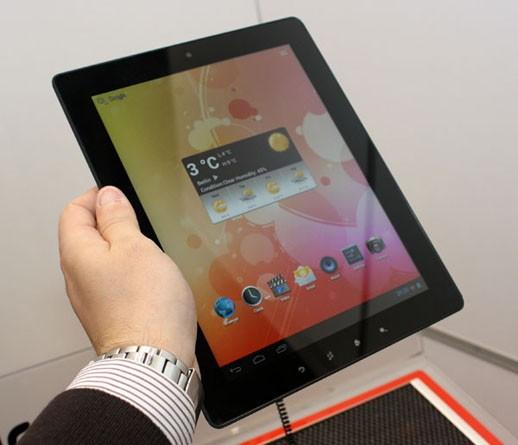 Prestigio Multi: недорогой планшет за 200 евро