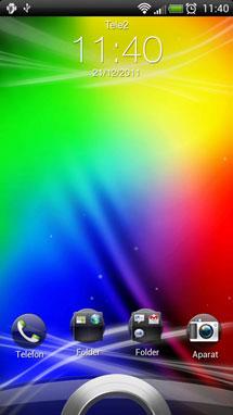 RCMix Ice v1.0 для HTC Sensation покажет Sense 3.5 на Android 4.0.1