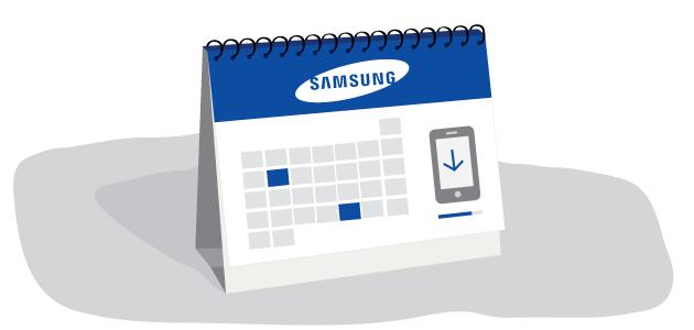 Samsung опубликовала список устройств обновляемых до Android 4.0