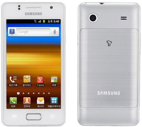 Samsung представила смартфоны Galaxy Ace Plus и Galaxy M Style