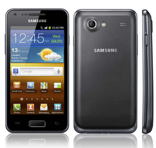 Samsung анонсировала Android-смартфон GT-I9070 Galaxy S Advance