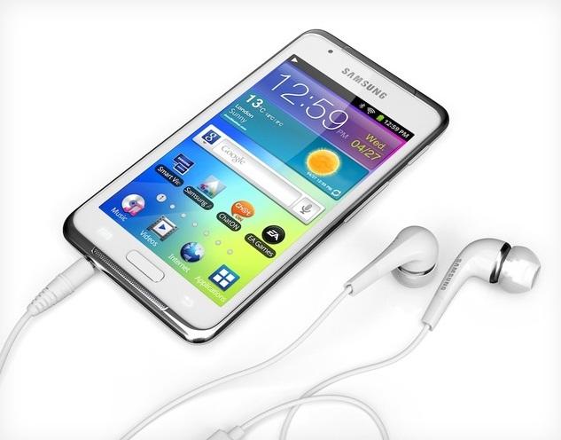 MWC 2012: новый медиаплеер Samsung получил диагональ 4.2 дюйма