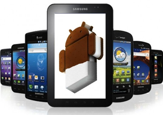 Samsung пересмотрит решение об обновлении устройств Galaxy S и Galaxy Tab