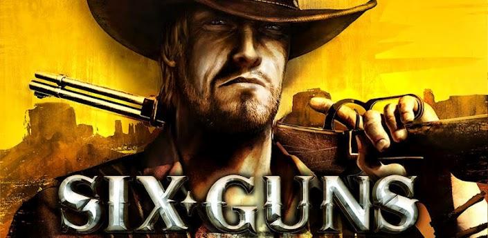 Six-Guns: новый боевик от Gameloft