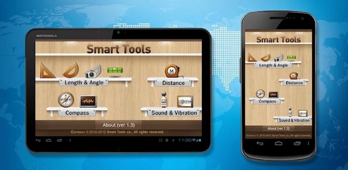 Smart Tools: функциональный инструментарий в вашем кармане