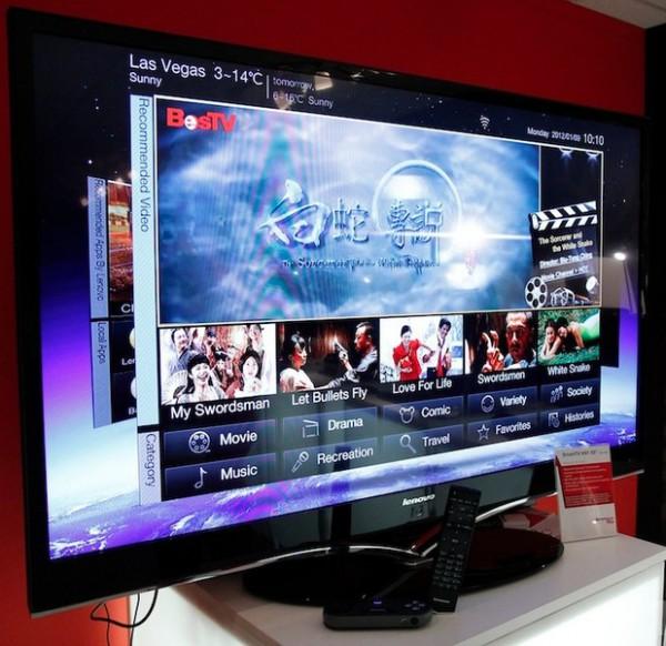CES 2012: новые процессоры Snapdragon для телевизоров