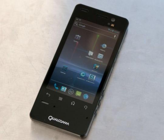 Порция тестов нового процессора Snapdragon S4