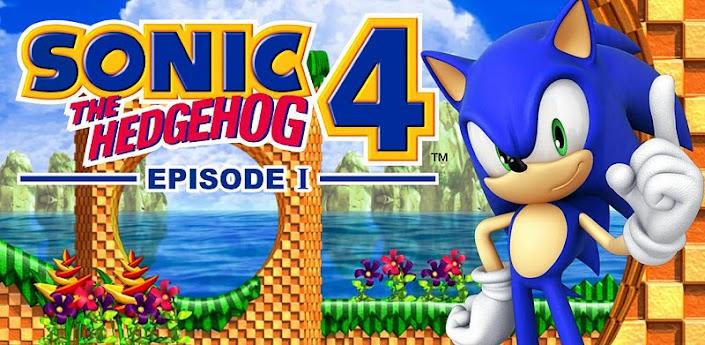 Игра Sonic 4 Episode 1 доступна в Android Market