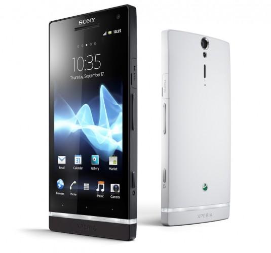 Sony Erricson Xperia S