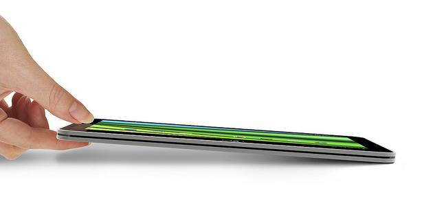 MWC 2012: планшет Toshiba Excite 10 LE представлен официально
