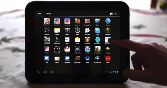 HP открыла исходный код TouchPad для команды CyanogenMod
